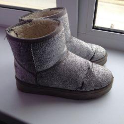 Kışlık botları kıştan vazgeçeceğim