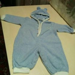 Pajamas for 6-9 months.