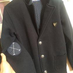 Yeni okul ceketi