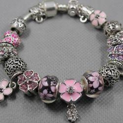 Pandora Style Bracelet 0498