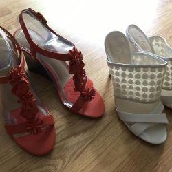 Sandalet LAUREN, Delman