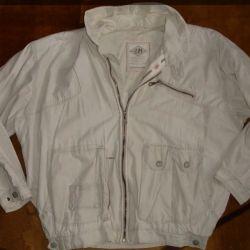 Windbreaker jacket SLIM JOHN