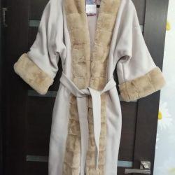 Νέο κασμίρι παλτό