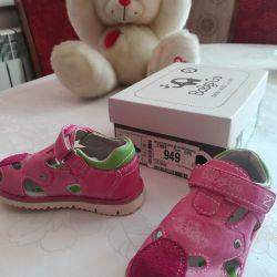 Sandaletler BabyGo 22 yeni