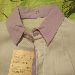 Рубашка р. 28.