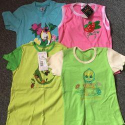 vânzare tricouri pentru fete