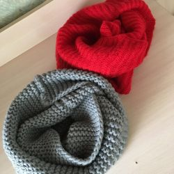 Homutics red and gray 250 each