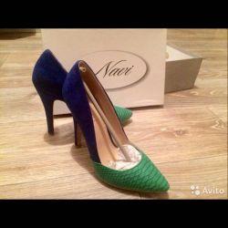 Pantofi noi navi