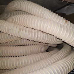 Corrugated pipe Ekoplast PVC D40 mm