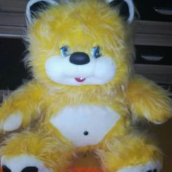 A soft toy, huge !!!