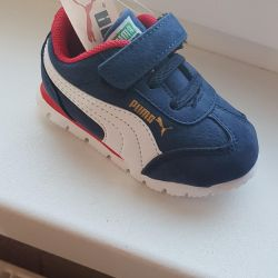 Sneakers for children, new