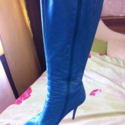 Boots of demi seasonal 38