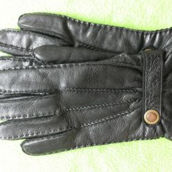 Leather gloves for men2 Germany