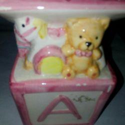 Piggy Bank, Porcelain