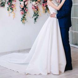 Свадебное платье👰 прокат