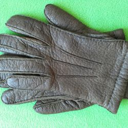 Gloves man's leather Germany