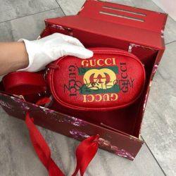 Gucci Kırmızı Çanta