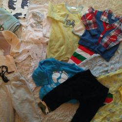 Clothing package p.80-92