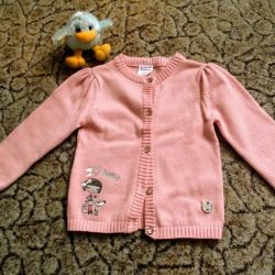 Sweatshirts for the princess 24 and 36 months.