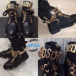 MOSCHINO boots
