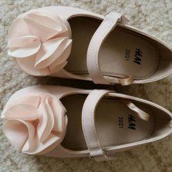 Η H & M παπούτσια νέα
