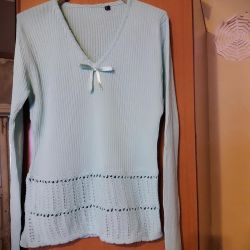 Different women's sweaters