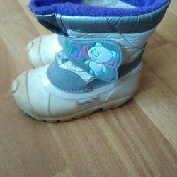 Boots for slush p 24