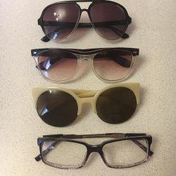 Γυαλιά ηλίου και γυαλιά εικόνας