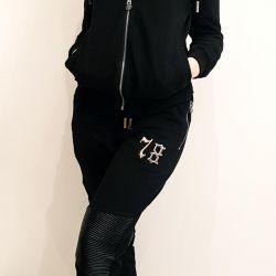Спортивний костюм Philipp Plein Black 78