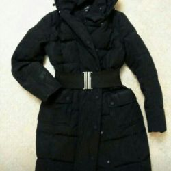 Down jacket size M