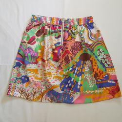 Skirt See By Chole original silk