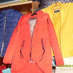 Women's jackets demisizon rr 50-52