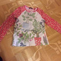 Set de tricou + bolero catimini