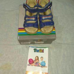 Çocuk sandaletleriTwiki