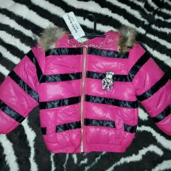 Fashionable jackets for girls. New. Sell-out!