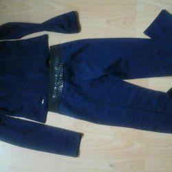 Örme okul kıyafeti 146cm