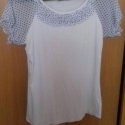 Μέγεθος T-shirt 46