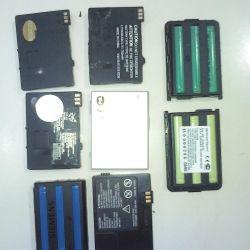 Siemens'in bataryaları farklı. model