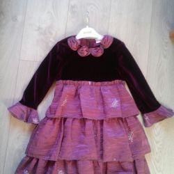 👗 φόρεμα 110/116