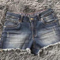 Mango Jeans Şort