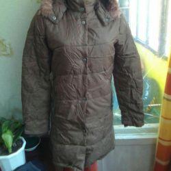 Куртка тонкий синтепон.