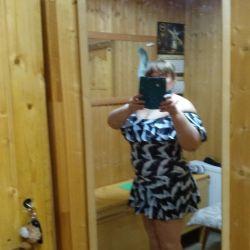 Swimsuit dress 👗 56-58 р.