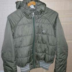 Down jacket Adidas