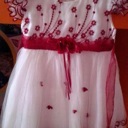 Matine için elbise