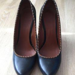 Παπούτσια nat δερμάτινα σανδάλια 36, 37 μέγεθος