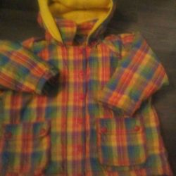 Jacket for boy and girl p 92/98