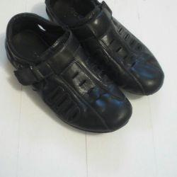 Туфли школьные, размер 34