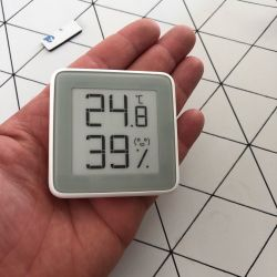 Xiaomi senzor de temperatură și umiditate interioară