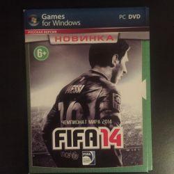 PC'de FIFA 14