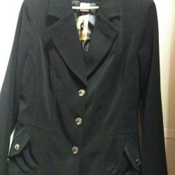 New jacket 46 size